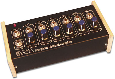 9206K Headphone Distribution Amp Kit