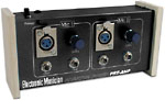 9215C Dual Phantom Power Pre-Amp Case