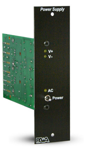 9771-15 Regulated, Dual-Polarity 15VDC Power Supply Kit