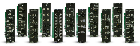 9700 Series - New Modules