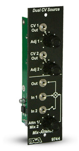 9744K CV Source + Attenuator/Mixer Kit