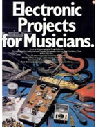 EPFM Electronic Projects for Musicians Book