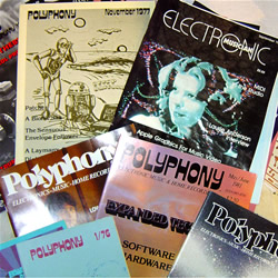 Polyphony Magazine Sample