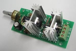 K166 Bidirectional DC Motor Speed Controller